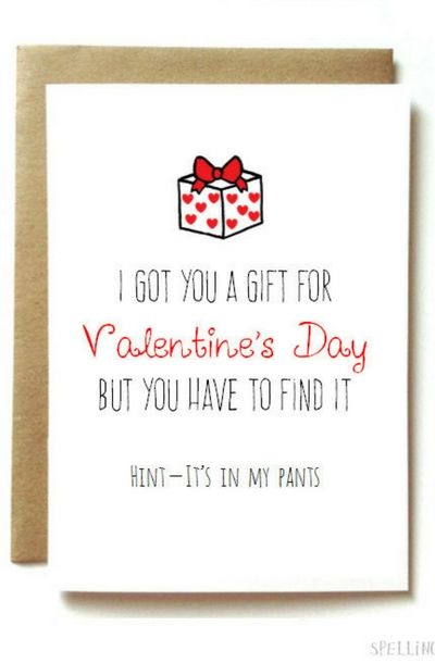 26 Sexy Naughty And Funny Valentine S Day Cards Quotes