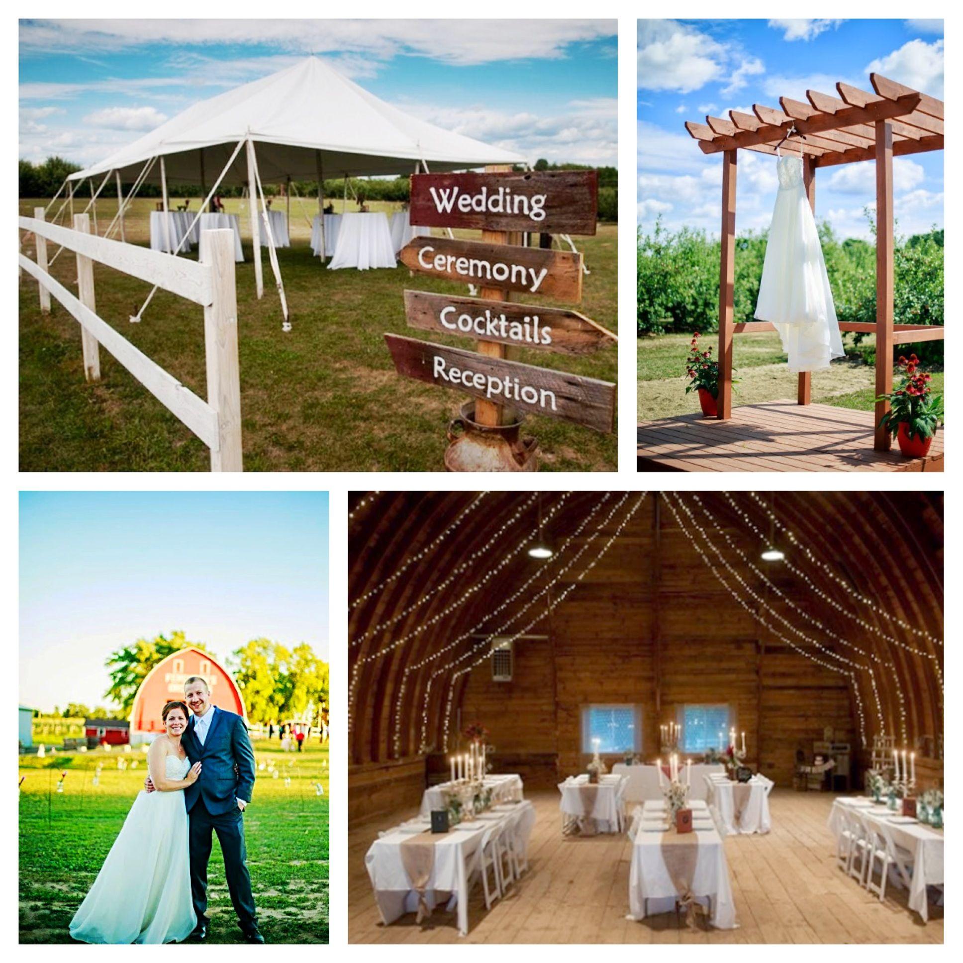 My Venue! Ferguson\'s Apple Orchard Eau Claire, WI   Wedding ...