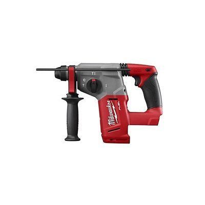 M18 FUEL 18-Volt Lithium-Ion Brushless 1 in. SDS Plus Rotary Hammer