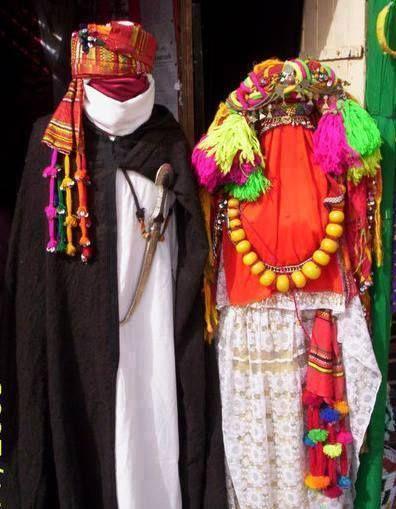 Une forme de mariage traditionnel au Maroc