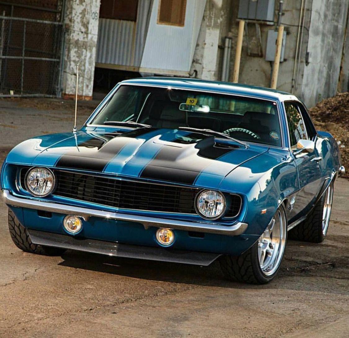 Custom Chevrolet Camaro 1969 | Chevrolet camaro 1969, Camaro