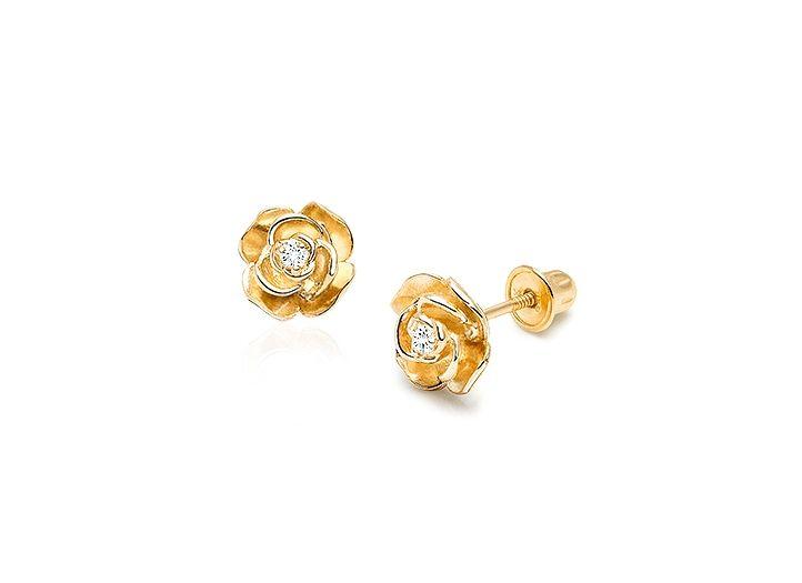 25++ 14 karat gold baby jewelry information