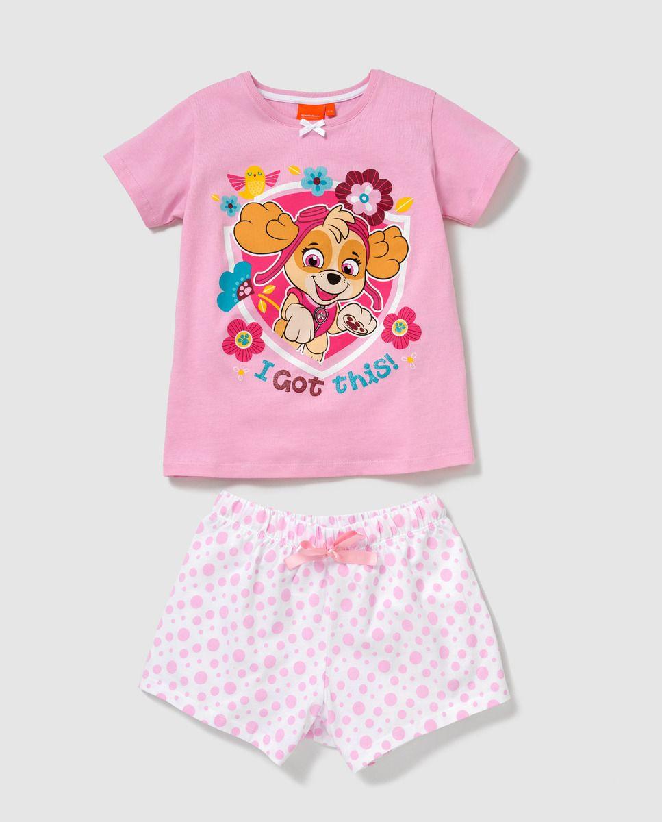 710c4e598 Personajes girls  PAW Patrol pyjamas