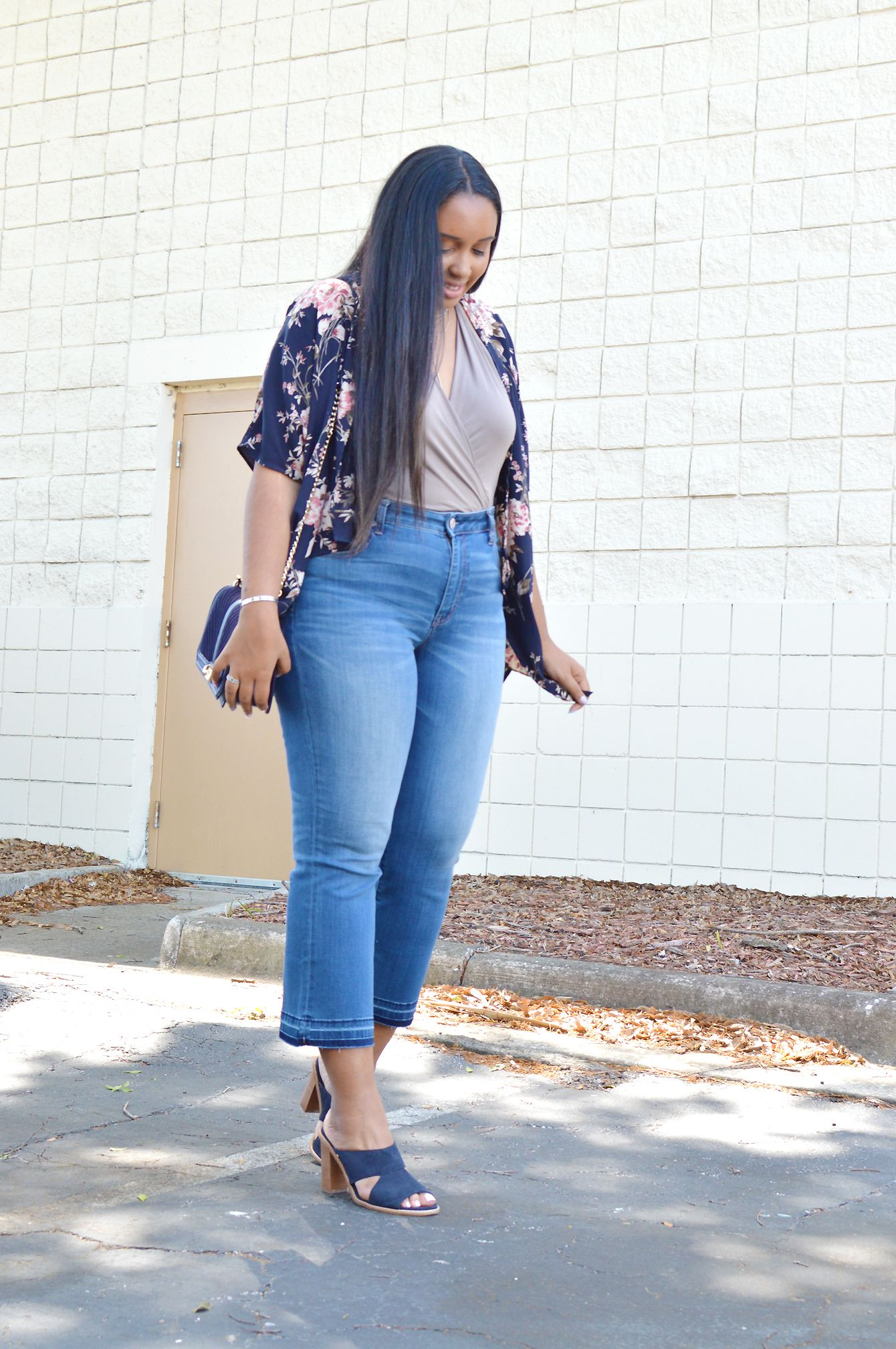images Spring Trend Report: Are Cropped Flare Jeans The Next Big Thing