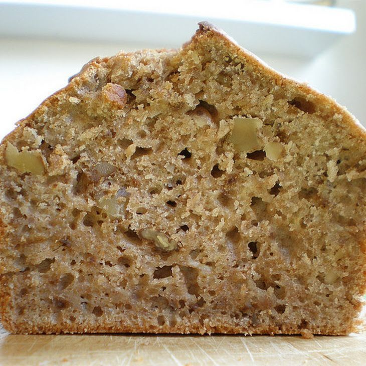 Weight Watchers Recipes with Points | Weight Watcher 1 Point Banana Bread--Flex Points Recipe