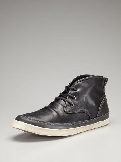 3c140d1143d1e7 leather chukka × Converse