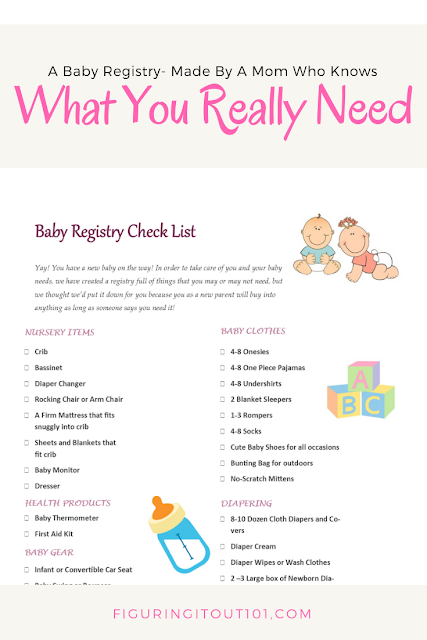 The Real Baby Essentials What We Used And What We Didn T Baby Essential List Baby Registry List Baby Care Essentials