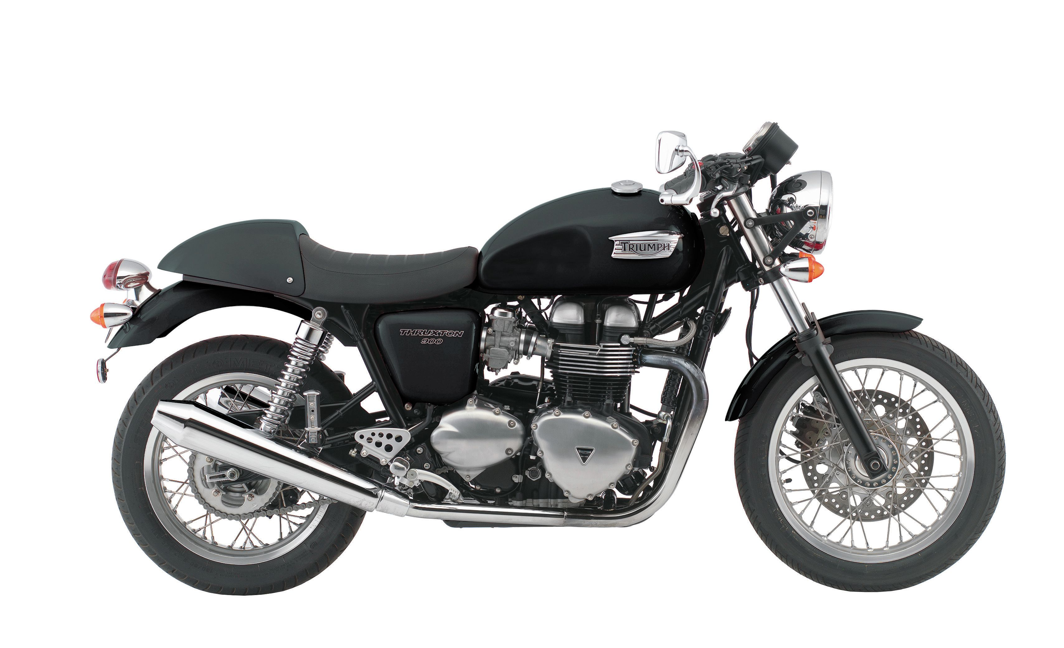 Triumph: 2013 Thruxton 900...THIS, may actually be the bike I may be ...