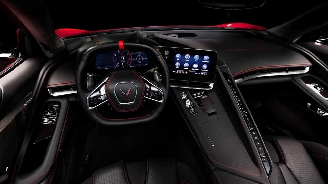 2020 Chevrolet Corvette C8 Chevrolet Corvette Stingray Chevrolet Corvette Chevrolet