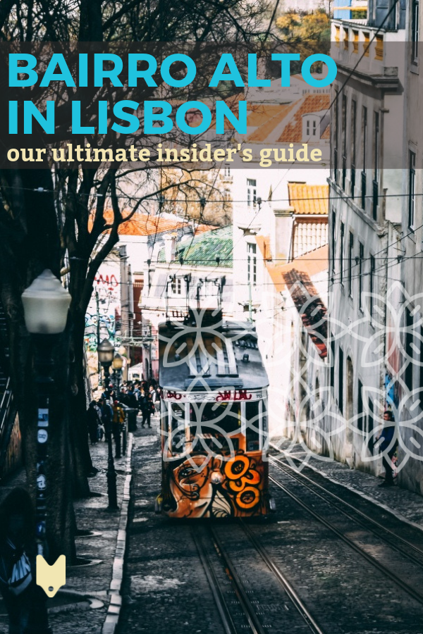 Bairro Alto in Lisbon is home to the Portuguese capital's best bars and most iconic nightlife. However, there are so many more great things to do in this lively part of town. From restaurants to hotels and more, this guide will help you explore Bairro Alto like a local. #Lisbon #lisbon