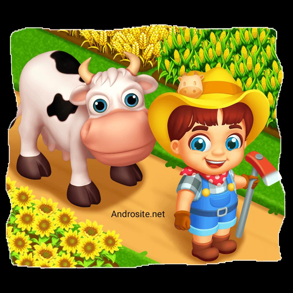 تحميل لعبة المزرعة السعيدة مهكرة 2021 للاندرويد Androsite Family Farm Seaside Family Farm Video Game Genre