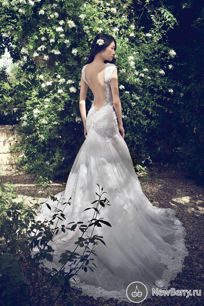 Свадебные платья Claudio Di Mari 2014