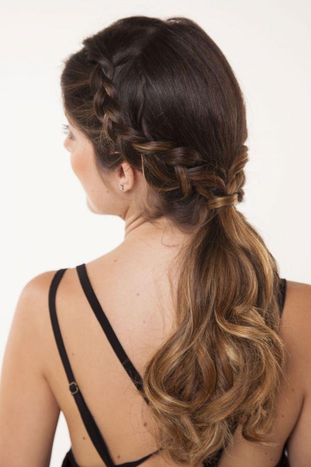 65 Peinados Recogidos Faciles Hermosos Y Elegantes Paso A Paso Con Trenzas Monos O Sencillos Peinados Con Trenzas Peinados Diarios Peinados Con Trenzas Faciles