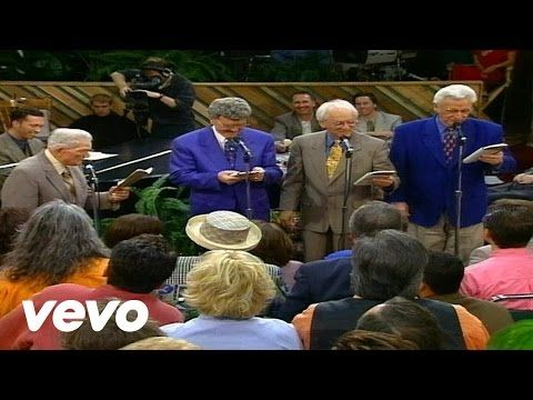 Rex Nelon, Jake Hess, Ben Speer, and Robert S. Arnold. That is one old quartet! LOL but they do a great job on this song and the tenor's voice is so adorable!