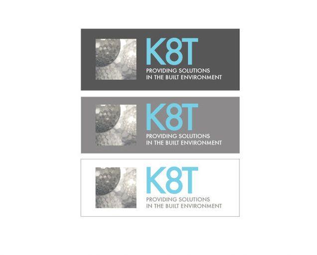 Logo Design for K8T ltd. 5cmDesign