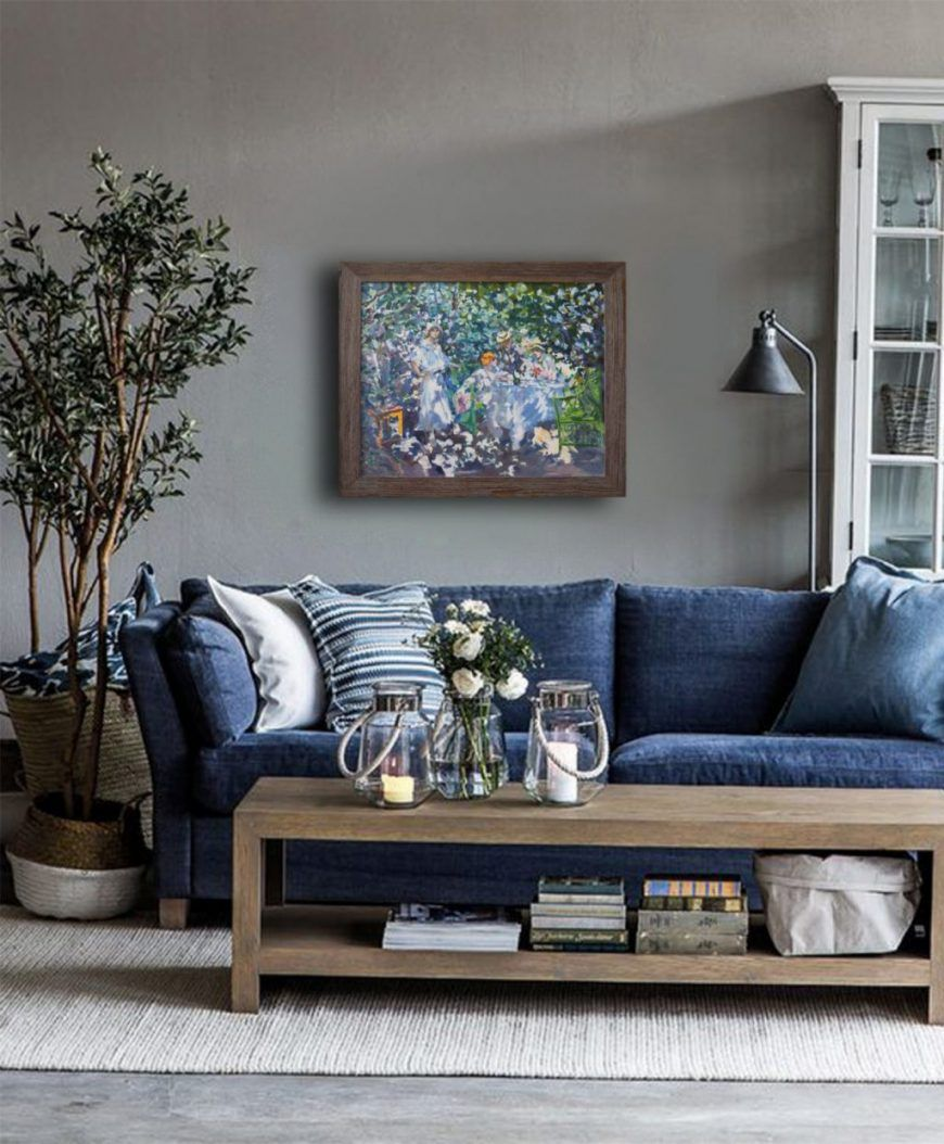 8 navy blue sofas that will boost the style of your living room navy blue