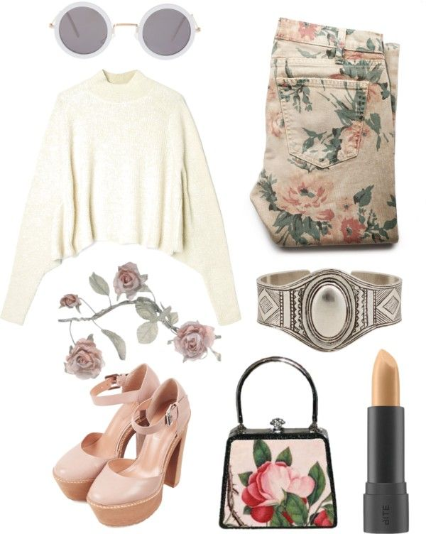 """outfit 67"" by almoghatouel ❤ liked on Polyvore"