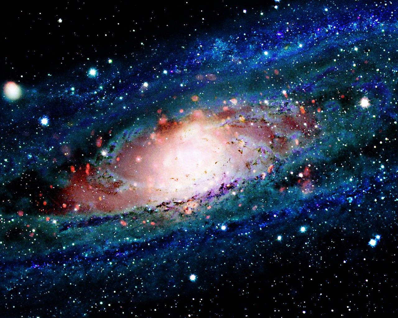 Galaxy Space Live Wallpapers Hd By Narendra Doriya: Outer Space Galaxy Wallpaper For Desktop Background 13 HD