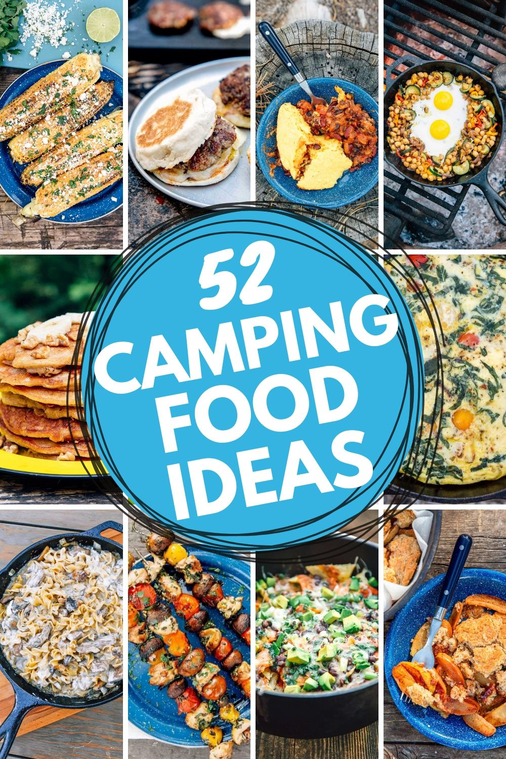 Pin On Camping Food Ideas Recipes