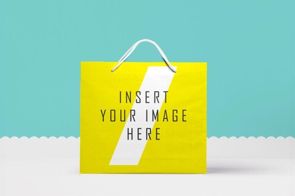 Download Big Paper Bag Mock Up Paid Affiliate Affiliate Paper Bag Mock Big Paper Bag Design Paper Bag Graphics Design Ideas