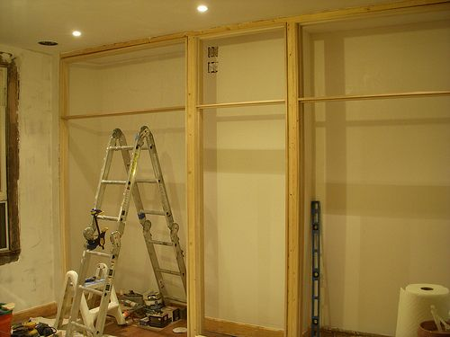 An Idea For Adding Closet Space To An Older Home. Total Cost $300!
