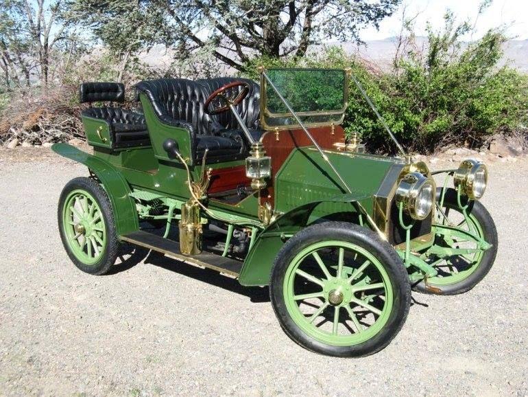 1907 cadillac model g factory custom 4 passenger. Black Bedroom Furniture Sets. Home Design Ideas