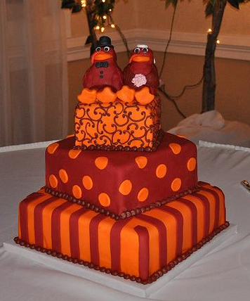 hokie cake :)