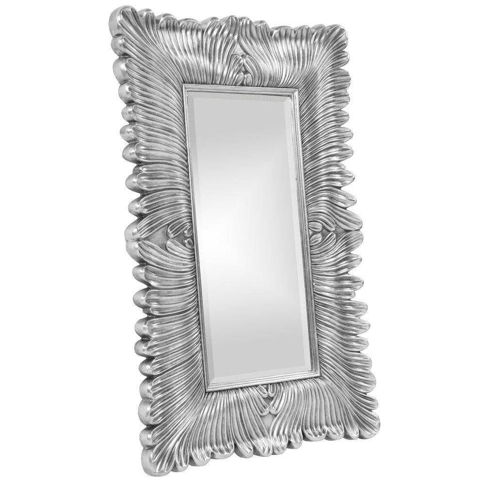 Zephyr Nickel Mirror