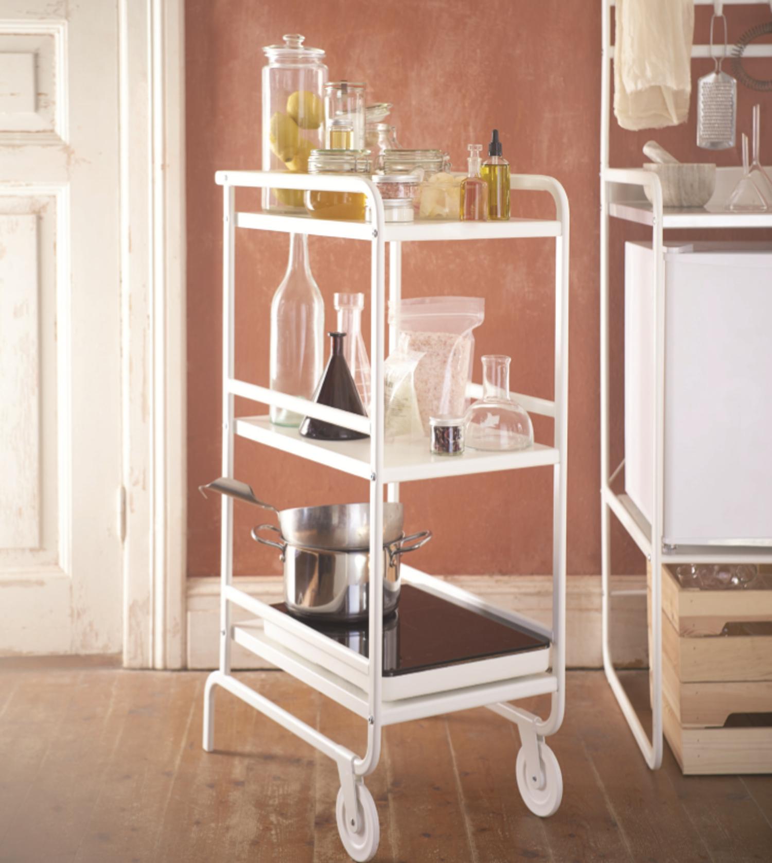 7 SUNNERSTA Cart & Mini Kitchen (With images) Ikea bar