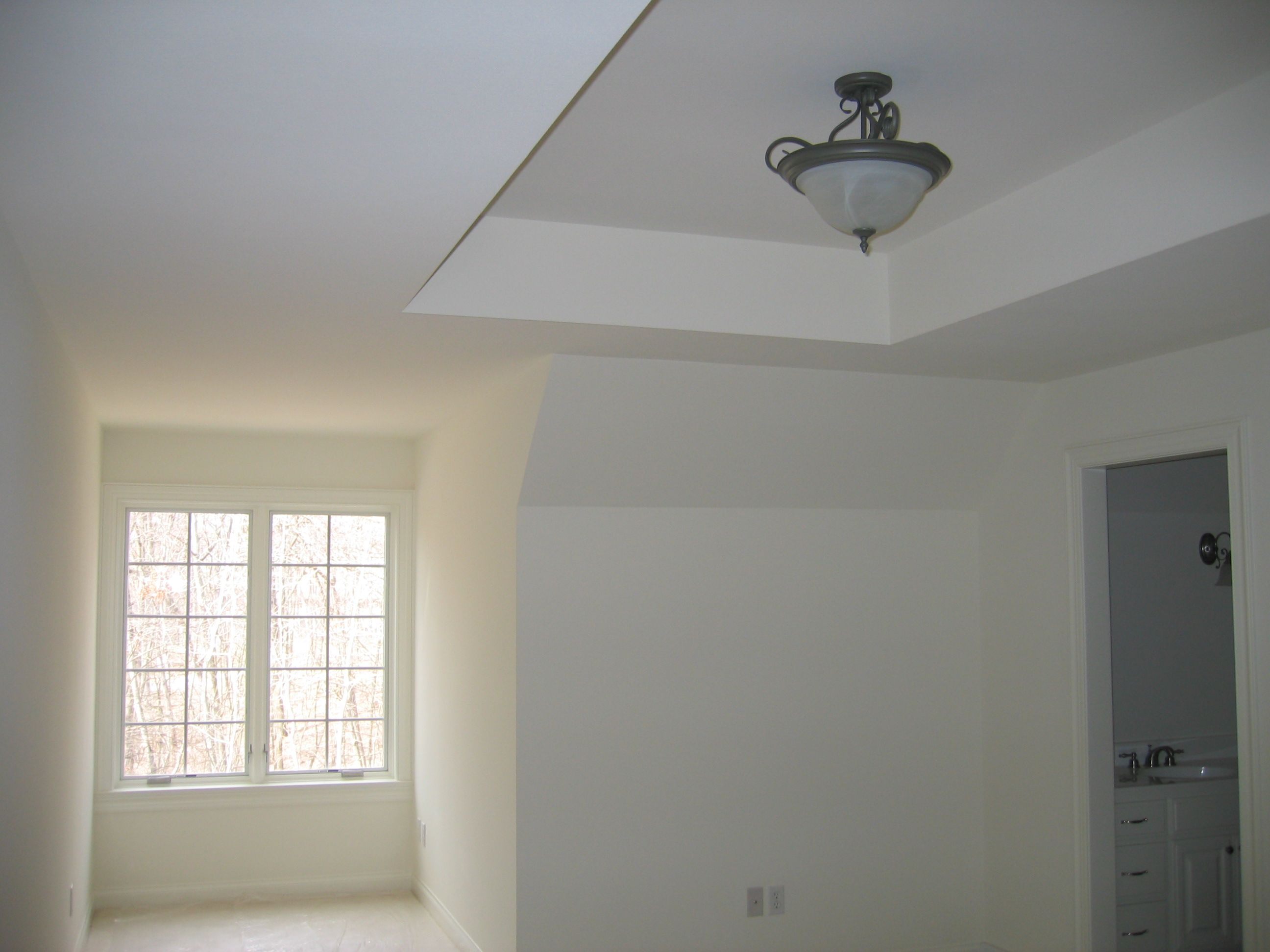 Master bedroom with trey ceiling for more information visit ceilings Master bedroom ceiling beams