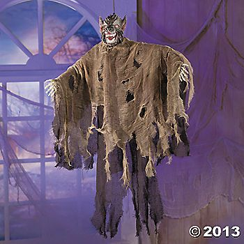 $2000 Hanging Werewolf for maze Hallowen Pinterest Werewolves