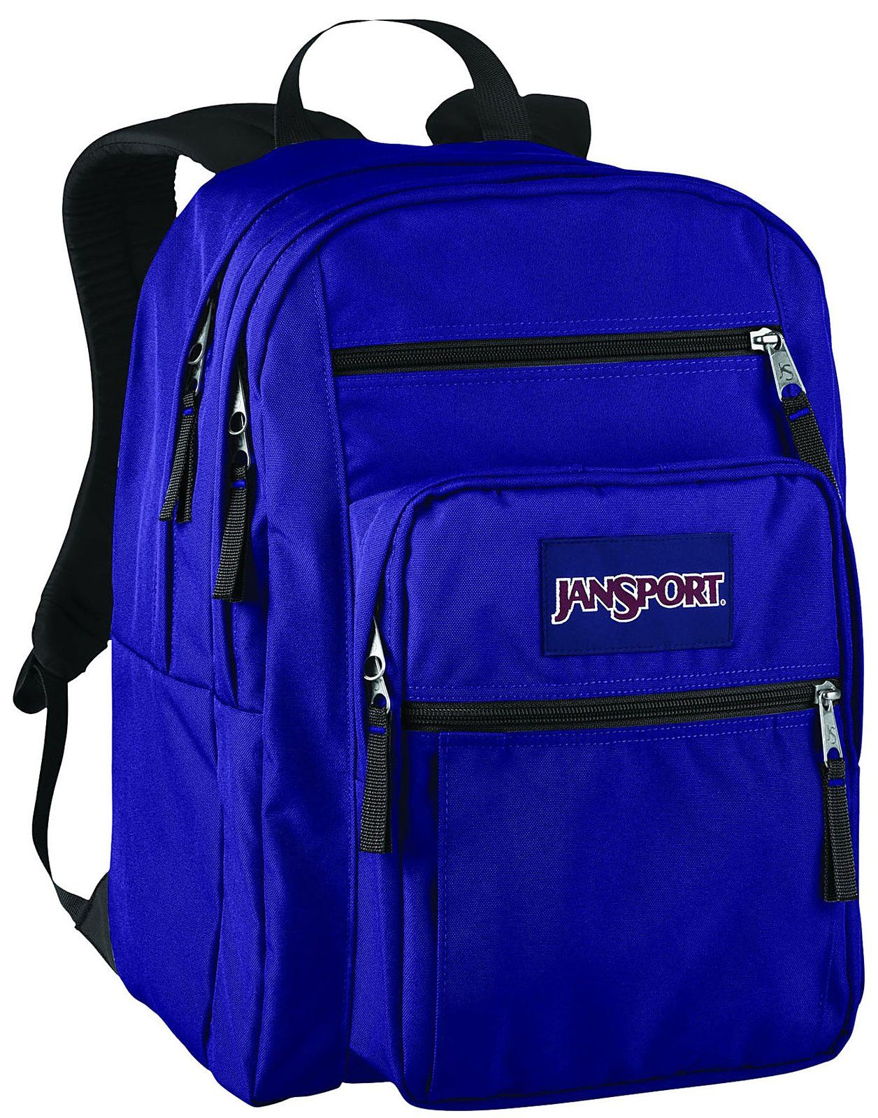 jansport big student backpack electric purple casacom