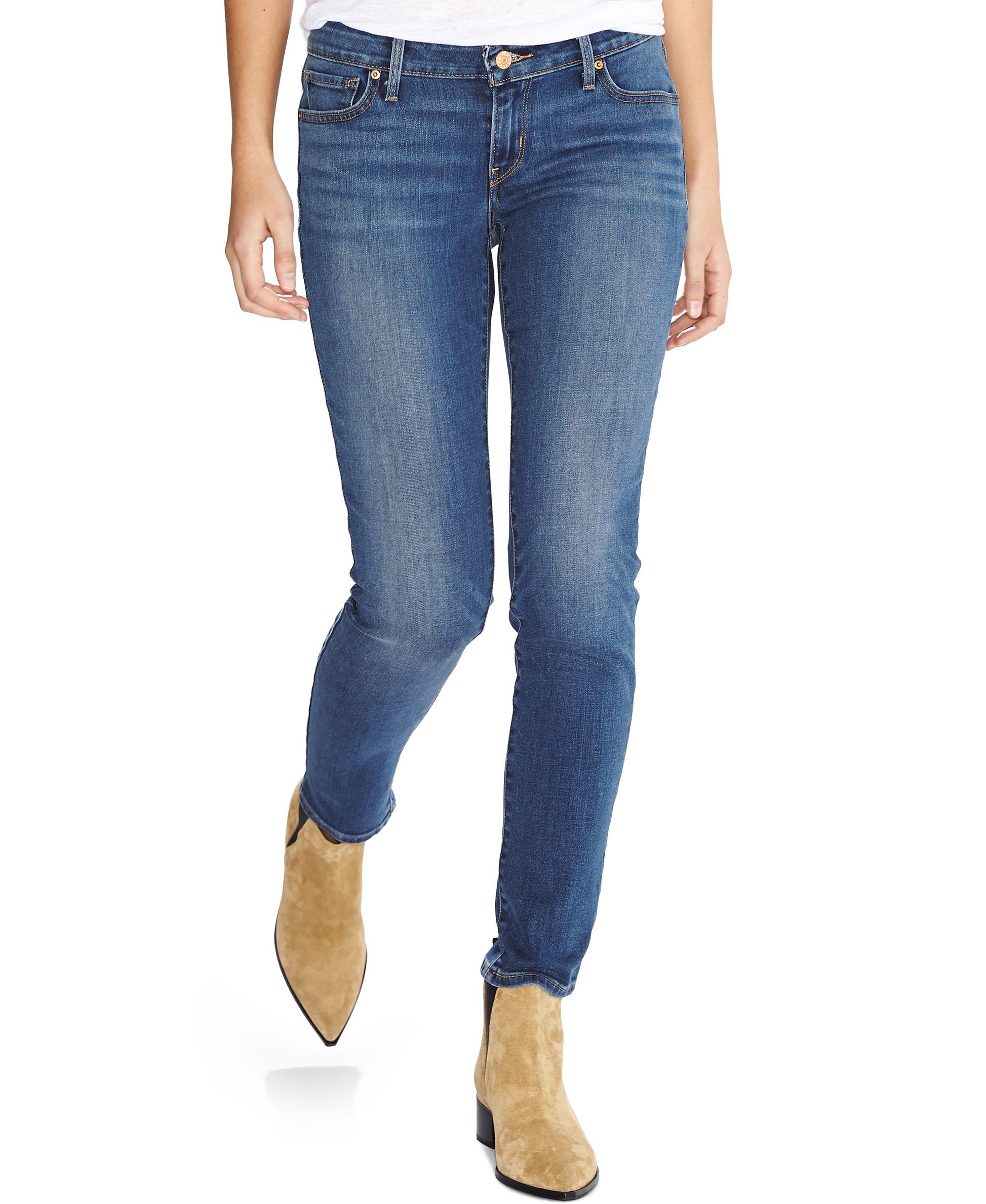 158bcc8e Levi's 811 Curvy Skinny Jeans, Calm Sea Wash | Products