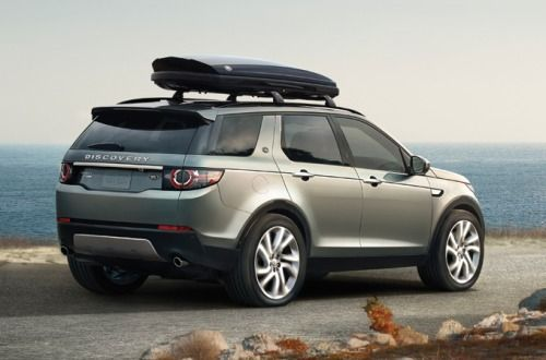 Land Rover Discovery Sport Compact Crossover Suv Land