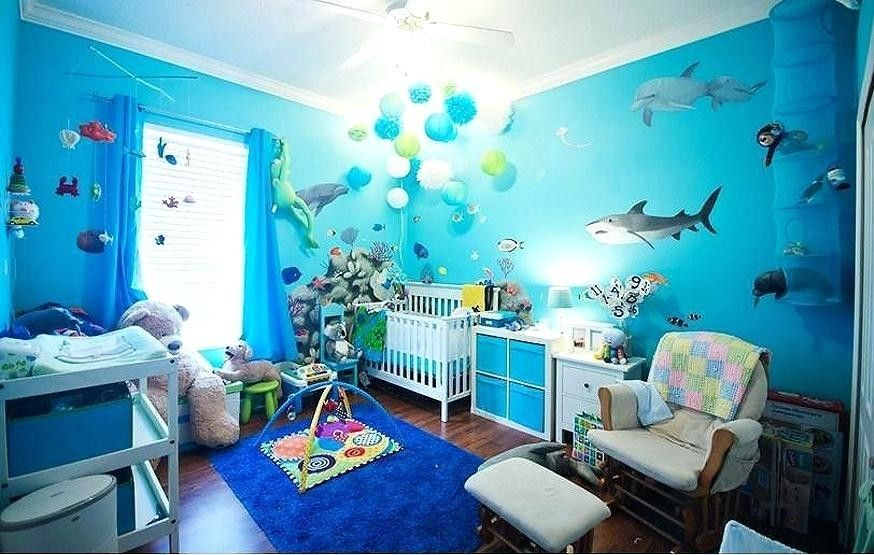15 Best Baby Boy Nursery Ideas That You Can T Miss Nursery Room Themes Ocean Themed Nursery Nursery Themes
