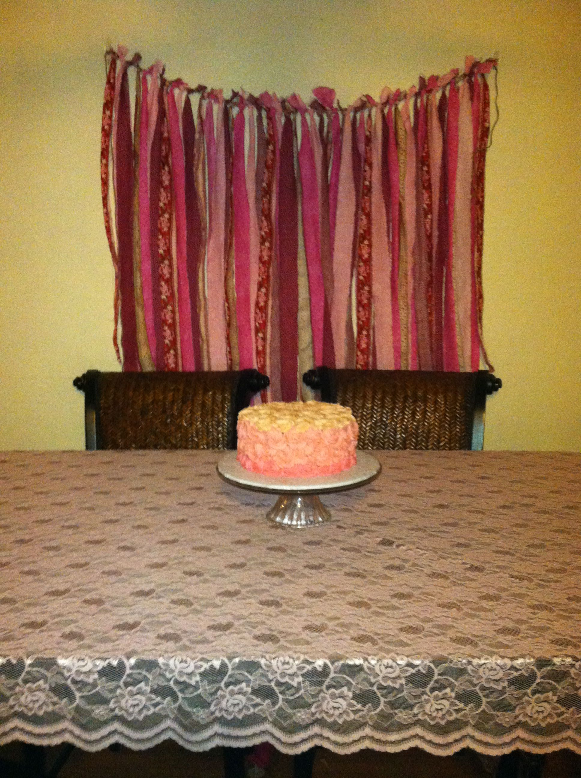 Lilys Cake Made By Chatta Cakes Chattanooga TN Find This Pin And More On Birthday Party Ideas