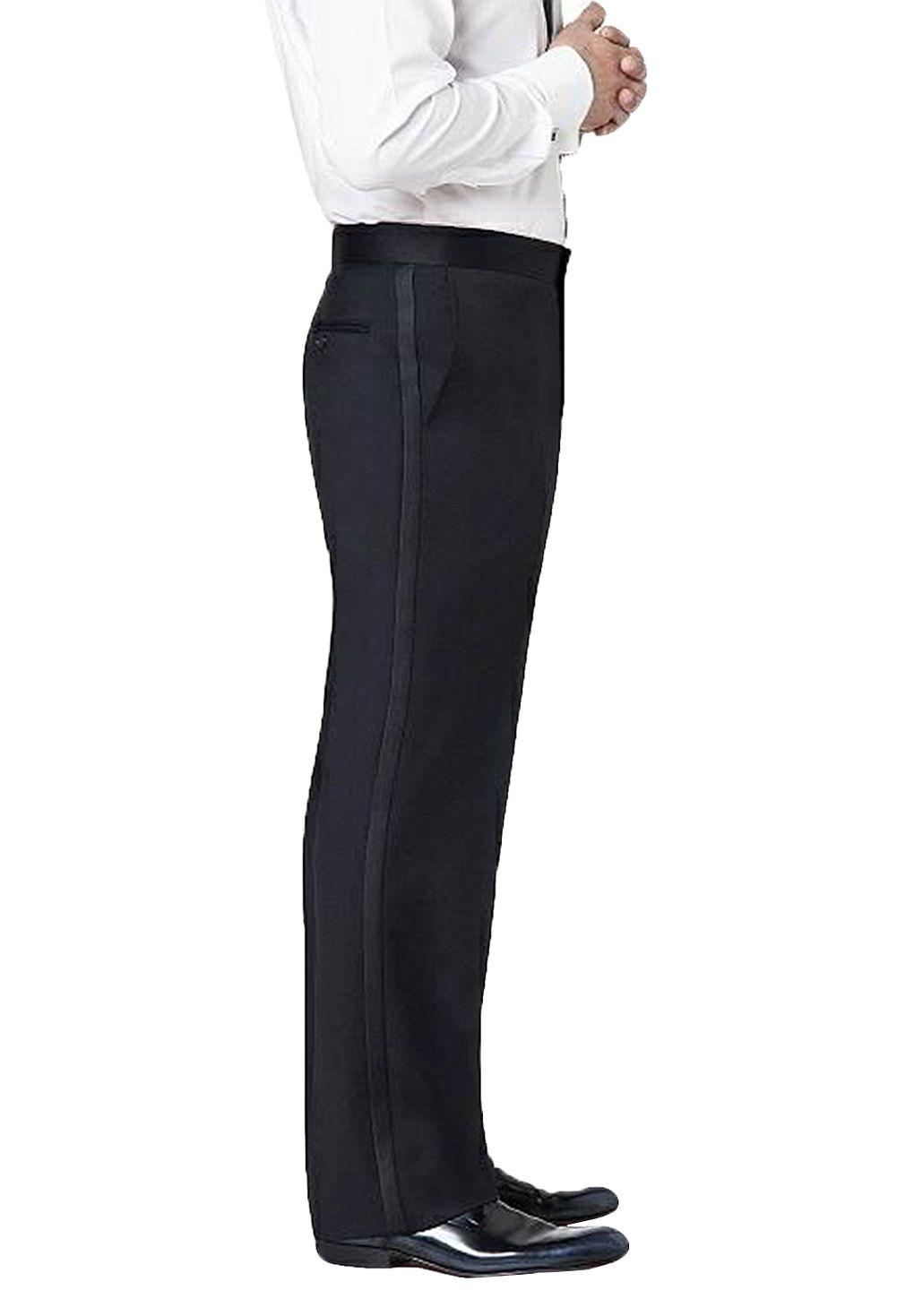 Neil Allyn Neil Allyn Men S Flat Front Comfort Waist Satin Stripe Tuxedo Pants Walmart Com In 2021 Tuxedo Pants Mens Clothing Styles Satin Stripes [ 1469 x 1001 Pixel ]