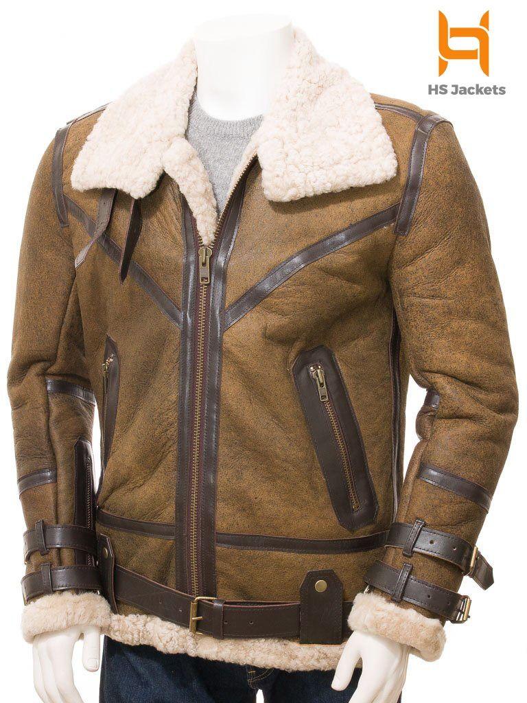 Farway Tan Sheep Leather Jacket Sheepskin Jackets Studded Leather Jacket Leather Jacket Leather Jacket Outfit Men [ 1024 x 768 Pixel ]