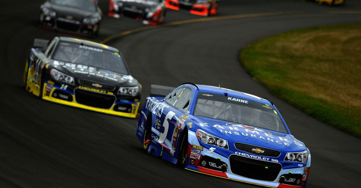 NASCAR Adds New Rule on Exiting Cars After Accidents