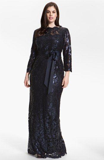 Plus Size Dresses | Plus size gowns formal, Evening dresses ...
