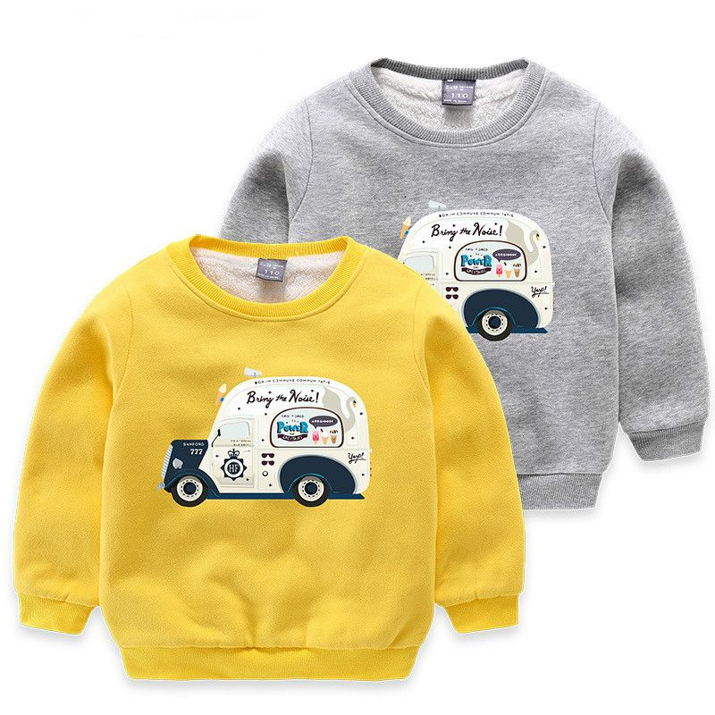 Toddler Baby Boys Girls Long Sleeve Cartoon Dinosaur Hoodie Warm Hooded Tops Autumn Winter Warm Tops Children Casual Outfit Clothes