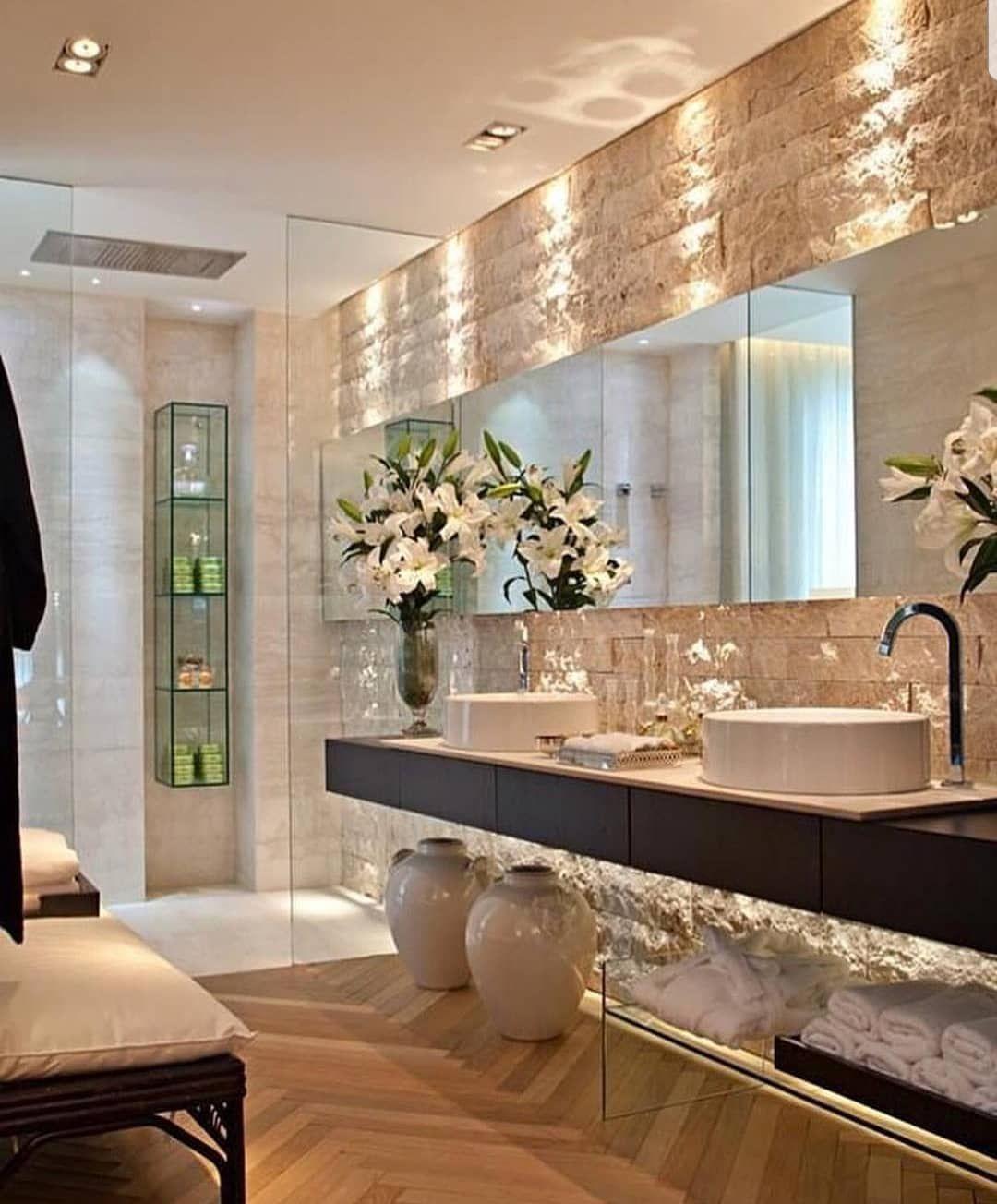 Tips For Easy Home Decorating In 2020 Modern Bathroom Design Beautiful Bathrooms Bathroom Interior Design