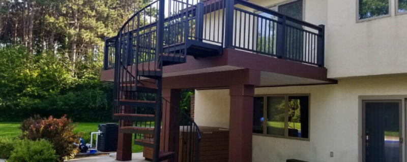 Best How Much Does An Outdoor Spiral Staircase Cost Uglydeck 400 x 300