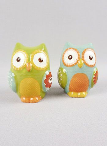 How Cute Are These Salt Shakers Products I Love Stuffed