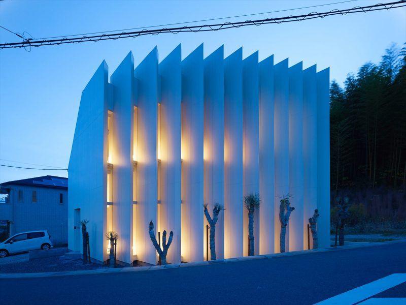 Beispiele Fur Fassadenfarben Architektur Hauser Arquitectura