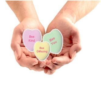 give love a valentine's day lesson plan from omazing kids