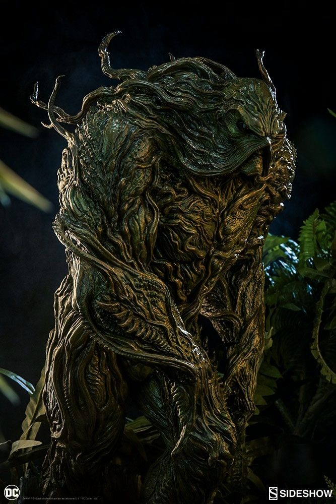 Comics Swamp Thing Maquette by Sideshow CollectiblesDC Comics Swamp Thing Maquette by Sideshow Collectibles Songjiang Hotel Shanghai China Slated to be a fivestar resort...