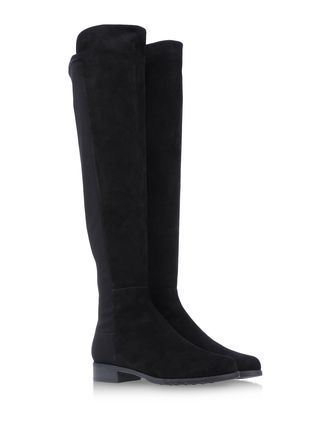 The Kate Moss Over the Knee boots from Stuart Weitzman