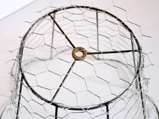 How to make a chicken wire cloche for halloween chicken wire how to make a chicken wire cloche for halloween greentooth Gallery