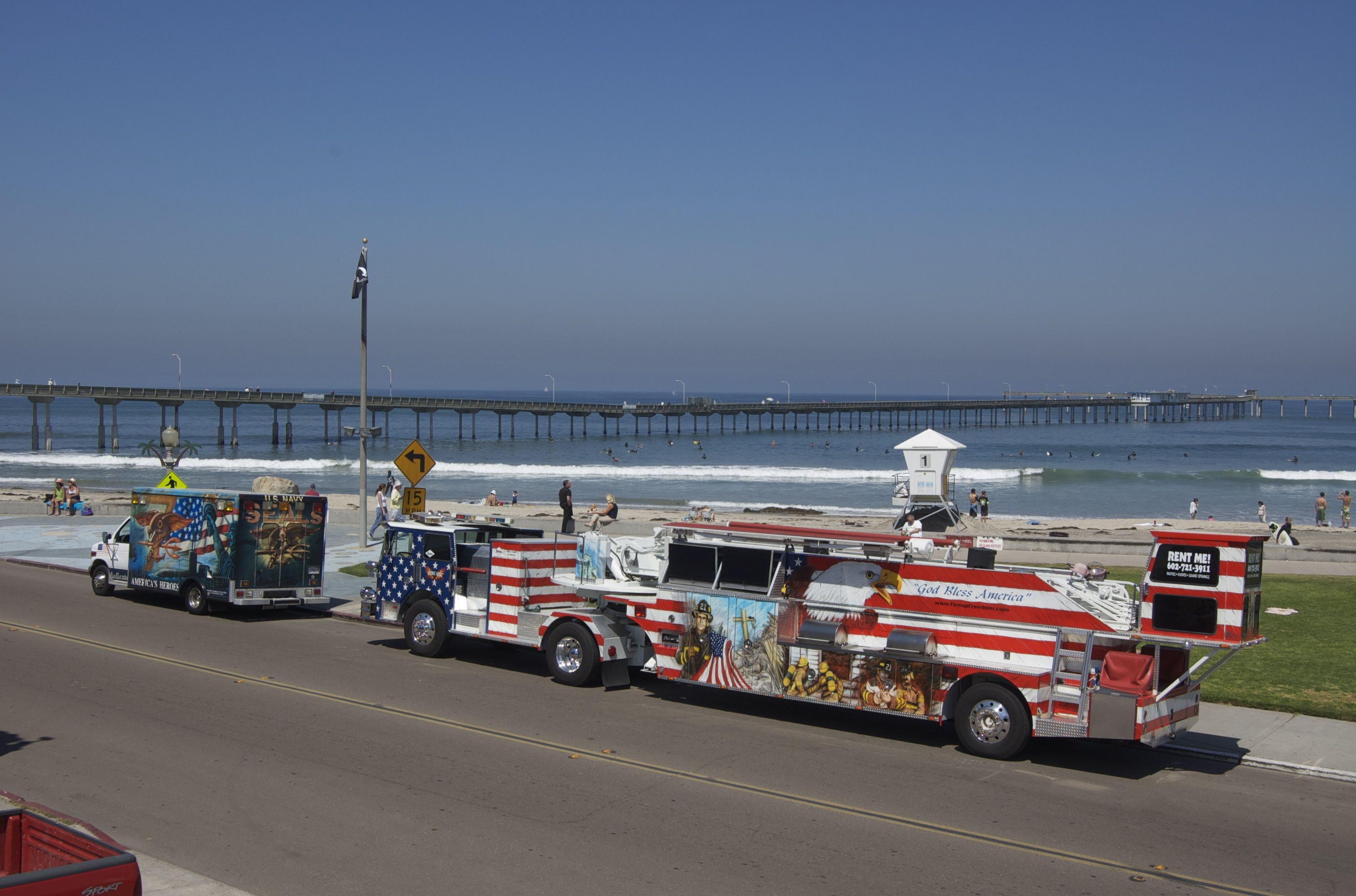 Freedom Fire Truck America S Freedom Engine For Events Rental Fire Trucks Fire Emt Fire Rescue